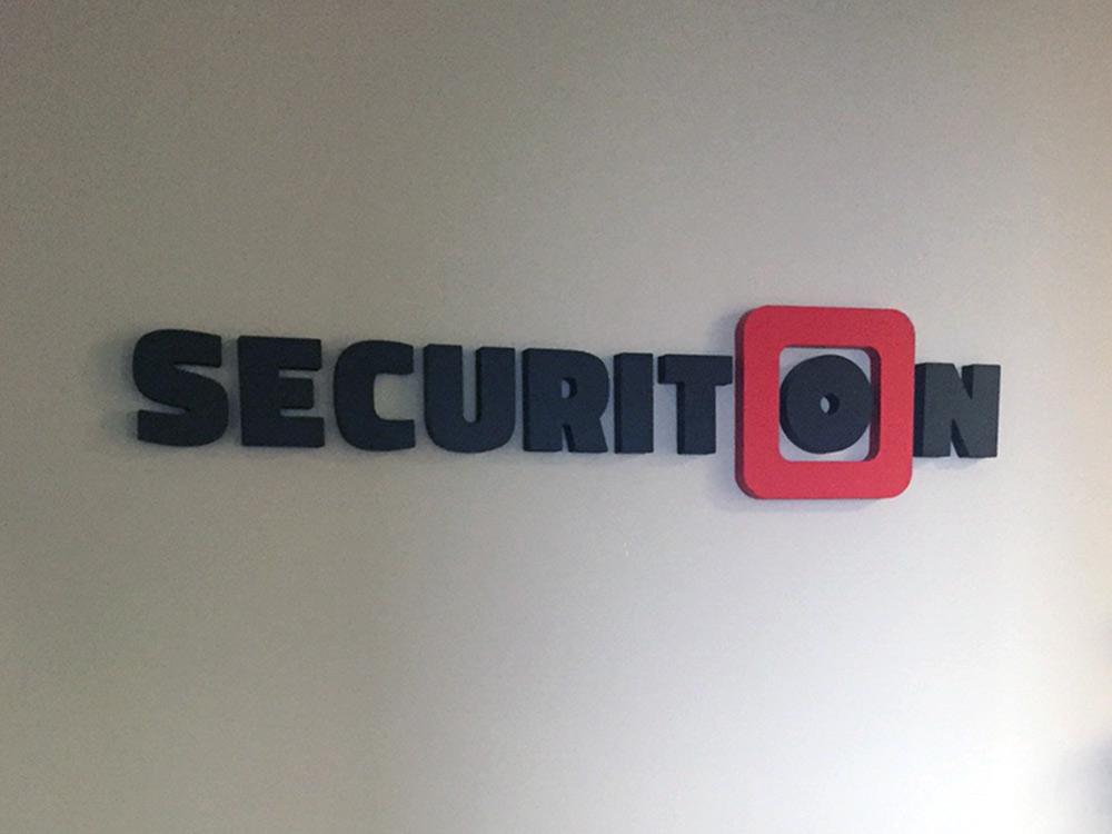 3d logo do firmy