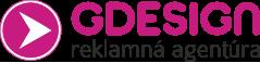 Reklamná agentúra GDESIGN Trnava Logo